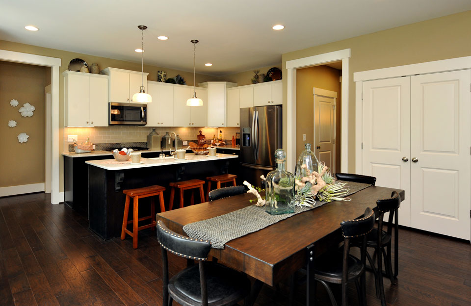 Drees model homes