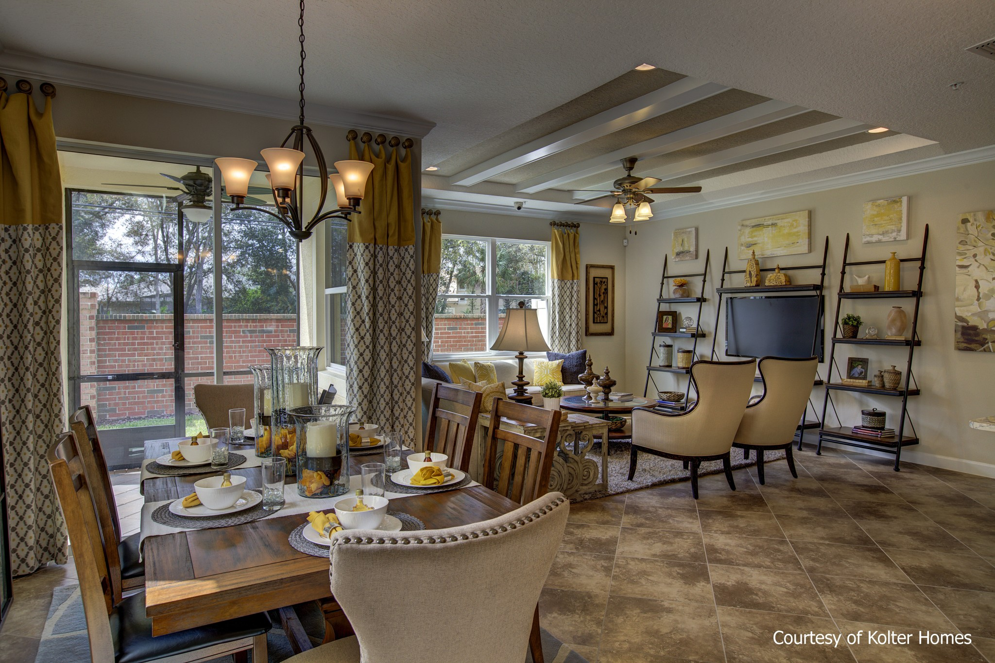 Grande Oaks at Heathrow - Kolter Homes - Dogwood Model | Design ...